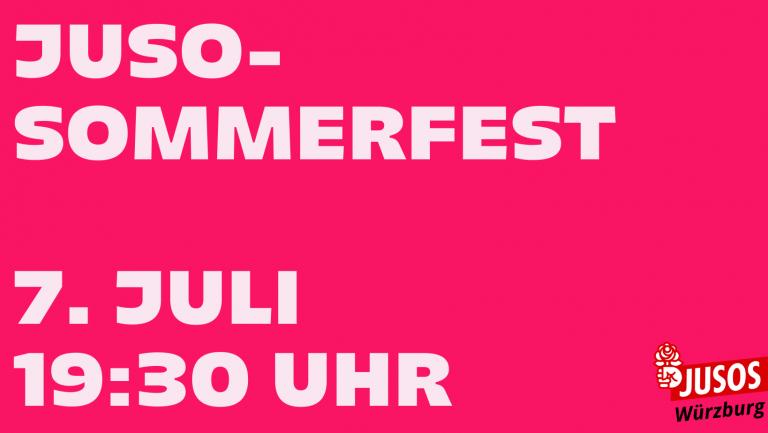Juso-Sommerfest Kachel 2021