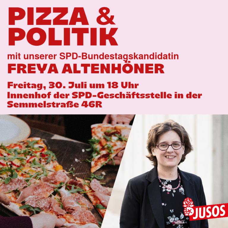 Pizza & Politik